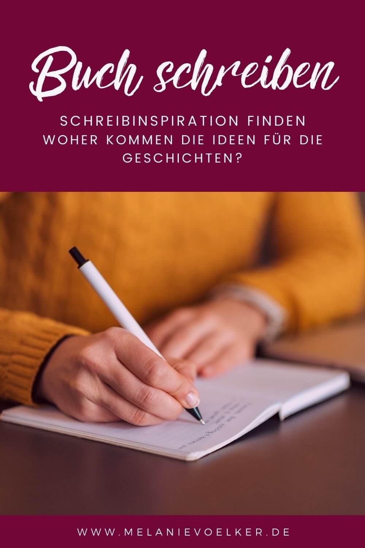 Schreibinspiration finden - Ideen für Geschichten