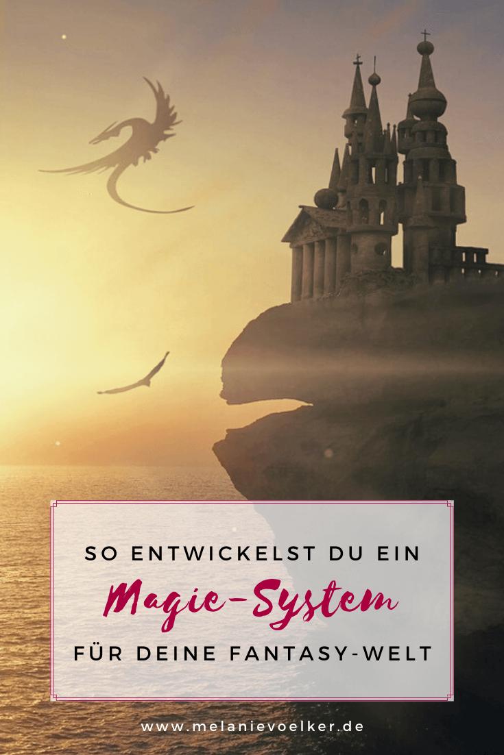 Fantasy schreiben - Die Magie erschaffen