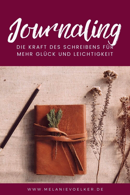 Journaling für mehr Glück und Erfolg - Die Kraft des Schreibens