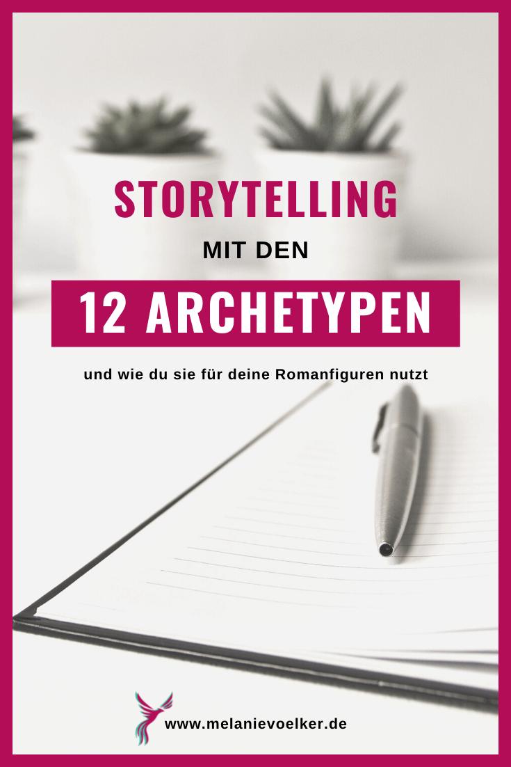 Archteypen für dein Storytelling